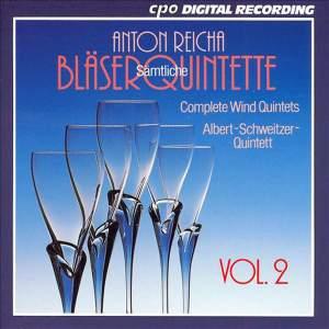 Reicha: Complete Wind Quintets, Vol. 2