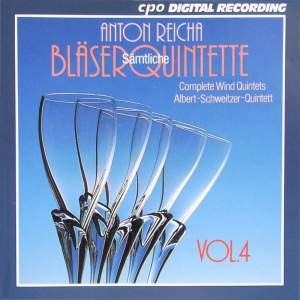 Reicha: Complete Wind Quintets, Vol. 4