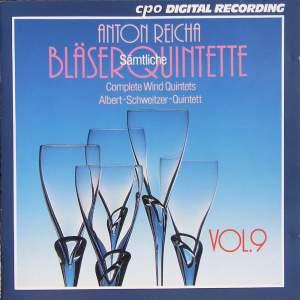 Reicha: Wind Quintets, Vol. 9