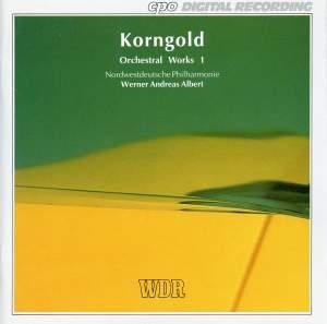 Korngold: Orchestral Works, Vol. 1