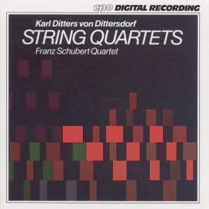 Dittersdorf: String Quartets Nos. 1, 3, 4 & 5