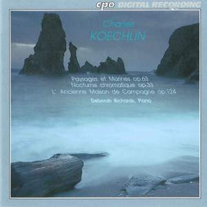 Koechlin: Piano Music