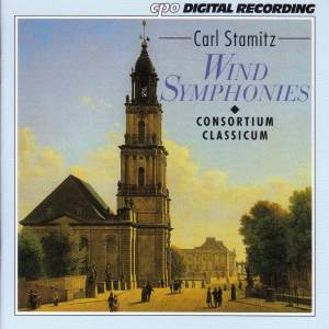 Stamitz, C: Wind Symphonies
