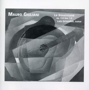 Giuliani, Mauro: Le Rossiniane