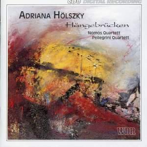 Holszky: Hängebrücken