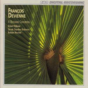 Devienne: Bassoon Concertos Nos. 1, 2, 4 and B flat major
