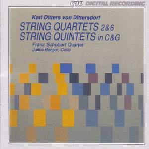Dittersdorf: String Quartets & String Quintets