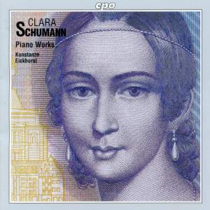 Clara Schumann: Piano Works