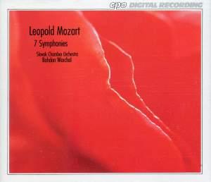 Leopold Mozart: 7 Symphonies