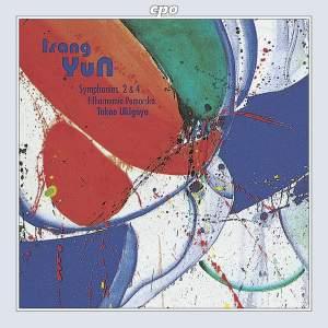 Yun: Symphonies Nos. 2 and 4