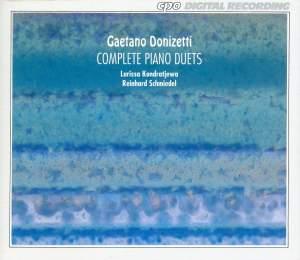 Donizetti: The Complete Piano Duets
