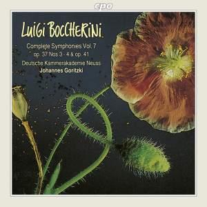 Boccherini: Complete Symphonies, Vol. 7