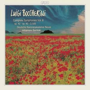 Boccherini: Complete Symphonies, Vol. 8