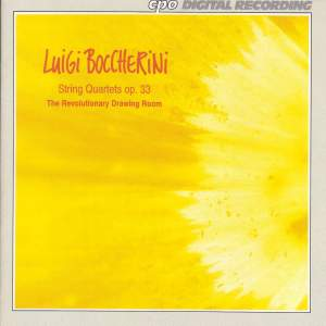 Boccherini: String Quartets, Op. 33 Nos. 1-6