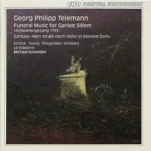 Telemann - Funeral Music for Garlieb Sillem