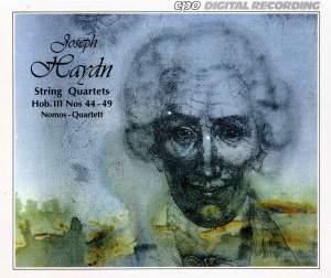 Haydn: String Quartet, Op. 50 No. 1 in B flat major, etc.