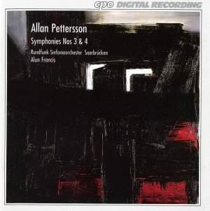 Pettersson - Symphonies Nos. 3 & 4