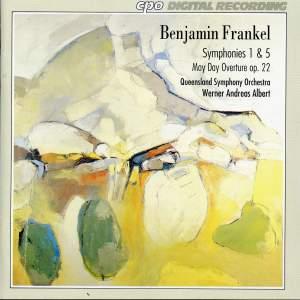 Frankel: Symphony No. 1, Op. 33, etc.