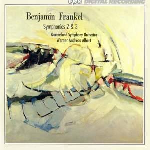 Benjamin Frankel - Symphonies