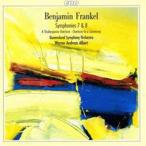 Frankel: Orchestral Works