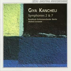 Kancheli - Symphonies Nos. 2 & 7