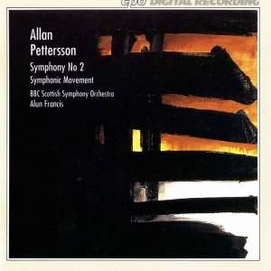 Pettersson: Symphony No. 2