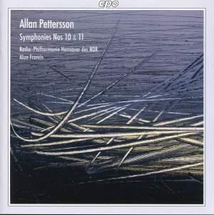 Pettersson - Symphonies Nos. 10 & 11