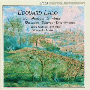 Lalo: Symphony in G