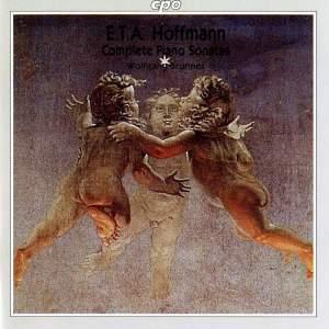 Hoffman: Complete Sonatas for Fortepiano