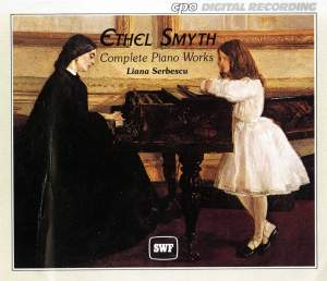 Ethel Smyth: Complete Piano Works Product Image