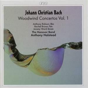 JC Bach: Woodwind Concertos Vol. 1