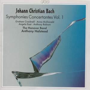 JC Bach: Symphonies Concertantes, Vol. 1