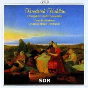 Kuhlau: Complete Violin Sonatas