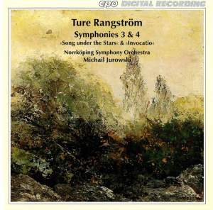 Rangstrom: Symphonies Nos. 3 & 4