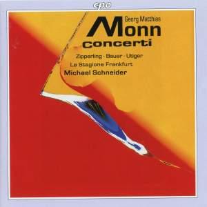 Monn: Concerti