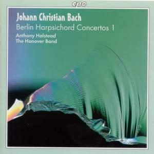 JC Bach: Berlin Harpsichord Concertos, Vol. 1