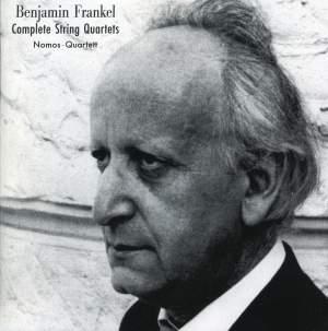 Frankel: Complete String Quartets