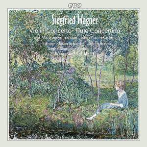 Siegfried Wagner: Violin Concerto & Flute Concertino Product Image