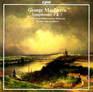 Macfarren: Symphonies Nos. 4 & 7