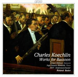 Koechlin: Works for Bassoon