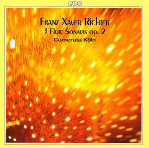 Richter: Flute Sonatas
