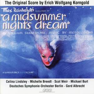 Korngold: A Midsummer Night's Dream