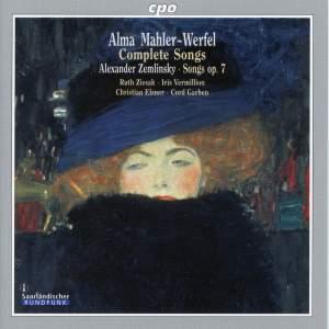 Alma Mahler-Werfel - Complete Songs
