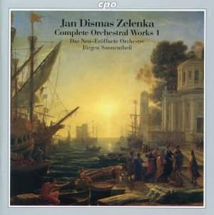 Zelenka: Complete Orchestral Works, Vol. 1