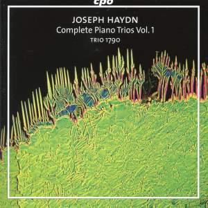 Haydn - Complete Piano Trios Volume 1