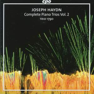 Haydn - Complete Piano Trios Volume 2