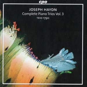 Haydn - Complete Piano Trios Volume 3