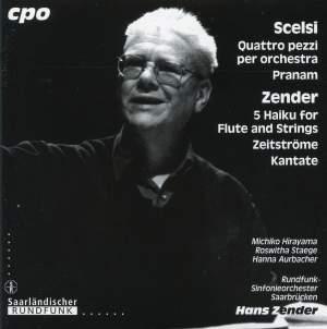 Scelsi: Quattro pezzi per orchestra, etc.