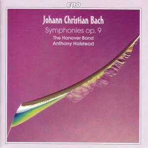 Bach, J C: Symphonies Op. 9