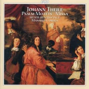 Johann Theile: Psalm Motets, Missa & Sonata